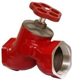 vanne d'arrêt colonne sèche
