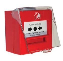 déclencheur manuel alarme incendie